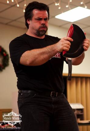 "Dave ""Iron Tamer"" Whitley, Master SFG"