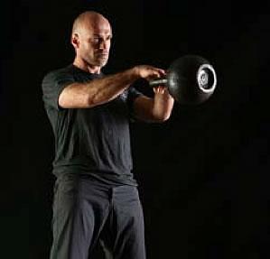 Pavel Tsasouline, StrongFirst  kettlebell swing