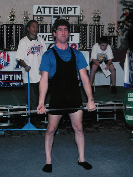 Steve Freides StrongFirts deadlift