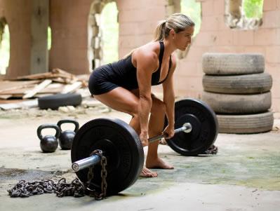 Karen Smith, StrongFirst Master SFG: Proč by žena měla být silná?