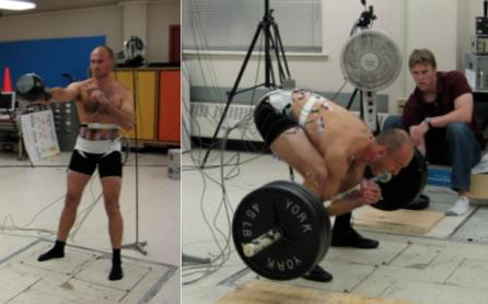 Pavel Tsatsouline - kettlebell swing, Zercher deadlift
