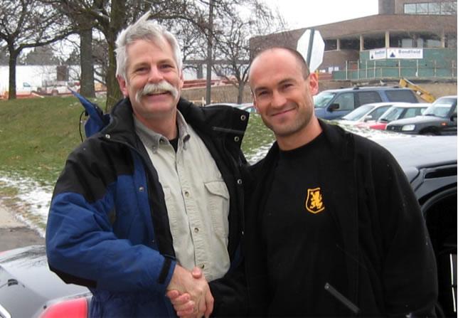 Stuart McGill a Pavel Tsatsouline, StrongFirst