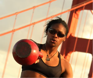 StrongFirst: Asha Wagner