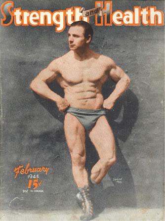 StrongFirst: Siegmund Klein