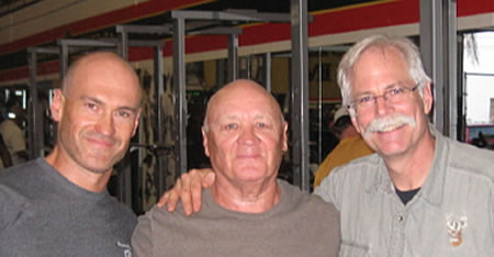 Pavel a Vladimir Tsatsouline, Prof. Stuart McGill