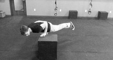 StrongFirst SFB: Klik na jedné ruce a noze