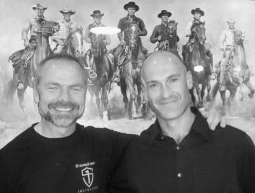 Mark Toomey a Pavel Tsatsouline