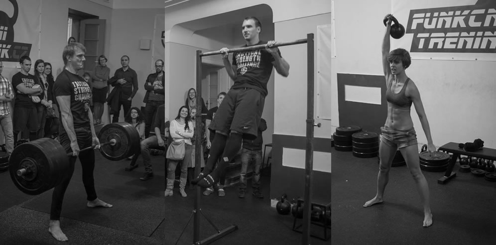 Tactical Strength Challenge, podzim 2015