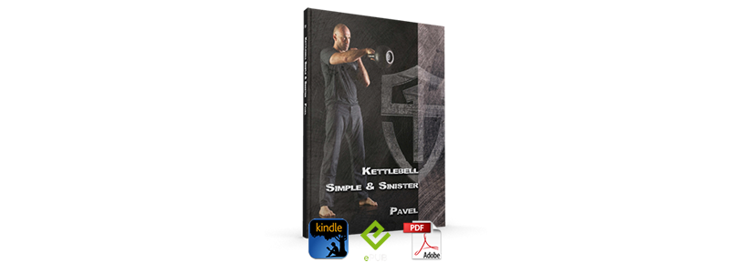 Kettlebell Simple & Sinister k dispozici jako ebook/ekniha v .pdf, .mobi a .epub