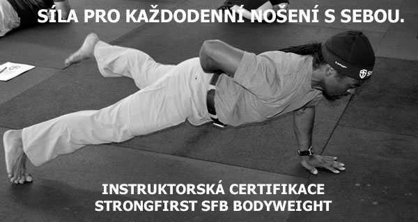 StrongFirst SFB Bodyweight