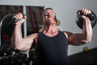 Kettlebell program pro sílu a svaly