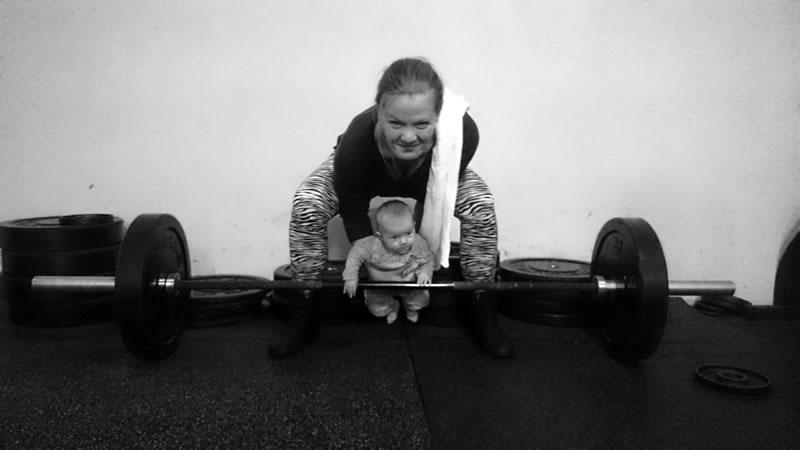 StrongFirst - cvičení pro ženy po těhotenství