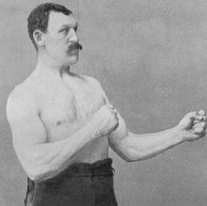 StrongFirst: Hledá se skutečný muž