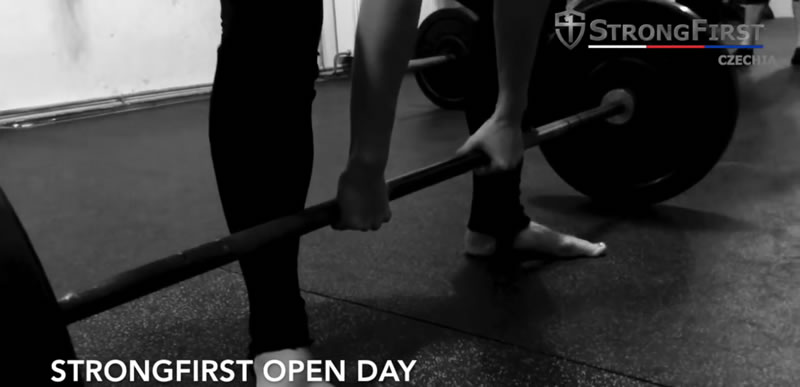 StrongFirst Open Day