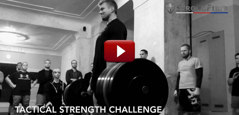 StrongFirst Czechia Open Day & TSC, podzim 2016 [VIDEO]