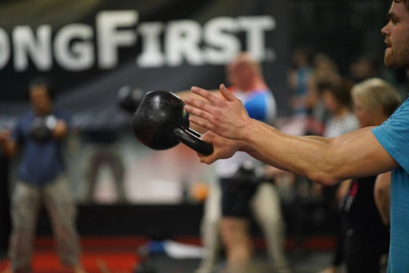 StrongFirst SFG certifikace
