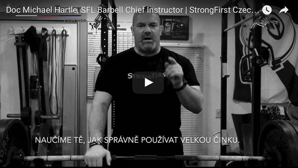 StrongFirst SFL Barbell