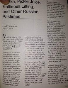 Pavel Tsatsouline: Vodka, lák z okurek a kettlebell
