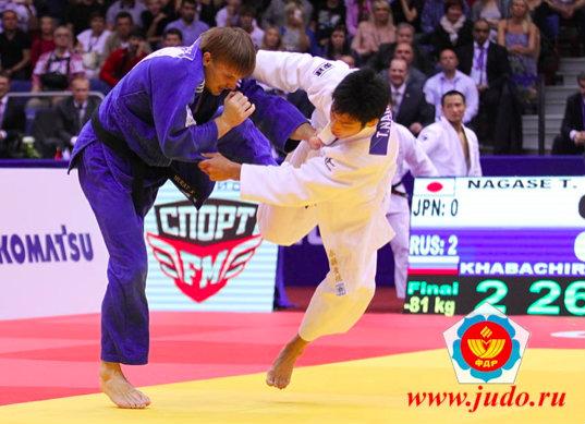 Ruský judo team