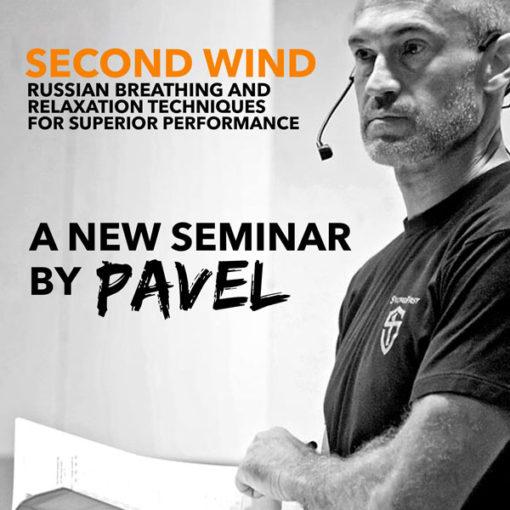 Pavel Tsatsouline - Second Wind Praha