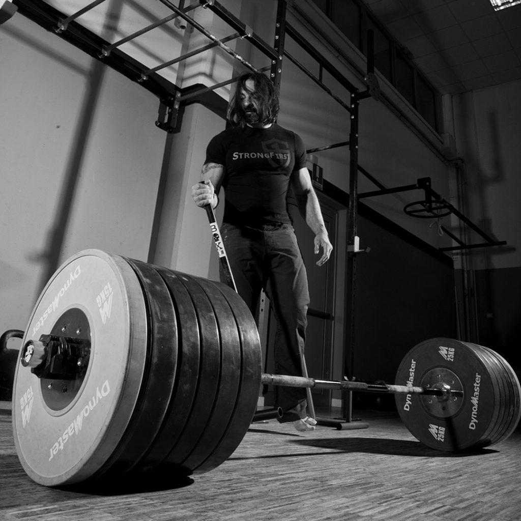 Fabio Zonin - Built Strong